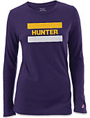 Hunter College  Women's Long Sleeve T-Shirt