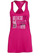 Tarleton State University Texans Women's Swing Tank Top