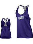 Tarleton State University Texans Vapor Women's Tank Top