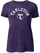 Tarleton State University Women's V-Neck T-Shirt