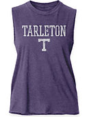 Tarleton State University Texans Women's Muscle Tank Top