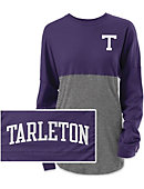 Tarleton State University Women's Long Sleeve Ra Ra T-Shirt