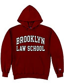 Brooklyn Law School Hooded Sweatshirt