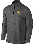 DEPAUW University Tigers 1/4 Zip Heather