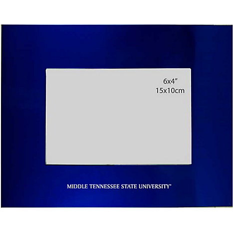 Product: Middle Tennessee State University 4'' x 6'' Frame