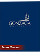 Gonzaga University Folder 2-Pocket