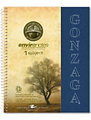 Gonzaga University Notebook 100-Sheet