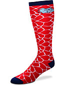 Gonzaga University Bulldogs Women's Giraffe Knee High Socks