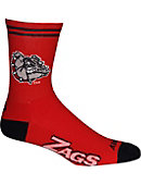 Gonzaga University Cycling Socks