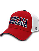 Gonzaga University Stretch Fitted Micro Mesh Cap