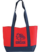 Gonzaga University Bulldogs Tote Bag