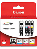 Canon Ink Cartridge PGI225/226 Value-Pack