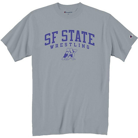 Product: San Francisco State University Wrestling T-Shirt