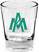 University of Arkansas at Monticello 1.5 oz. Collector's Glass