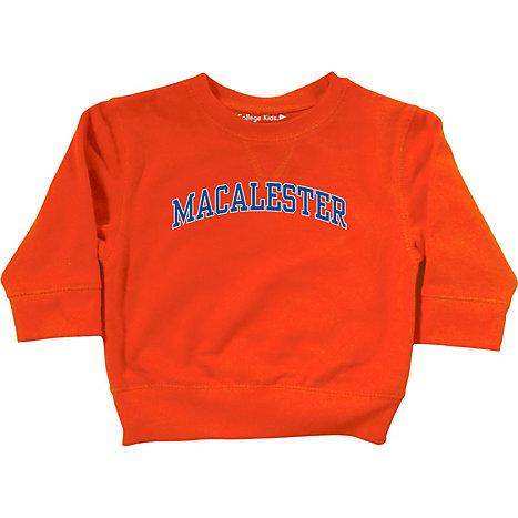 Macalester College Toddler Crewneck Sweatshirt | Macalester College