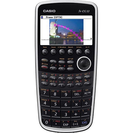 Product: CASIO PRIZM COLOR GRAPHING CALCULATOR