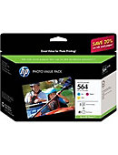 HP Ink Cartridge 564 Tri-Color CG925AN#140