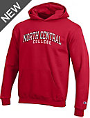 North Central College Youth Hooded Sweatshirt