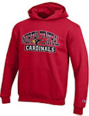 North Central College Cardinals Youth Hooded Sweatshirt