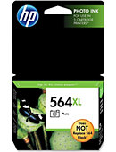 HP Ink Cartridge 564XL Black HPCN684WN