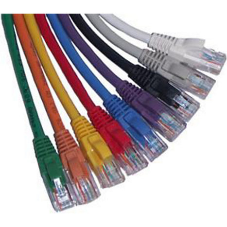 Product: CABLE GOLDX CAT6 7' GRAY