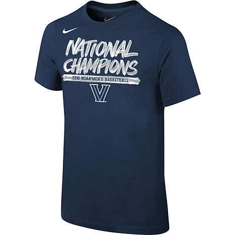 Villanova wildcats basketball 2016 ncaa national champions for National championship t shirts