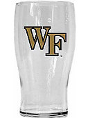 Wake Forest University 20 oz. Pub Glass