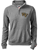 Wake Forest University Women's 1/2 Zip Top