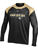Under Armour Wake Forest University Demon Deacons Long Sleeve T-Shirt