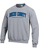 Bucks County Community College Crewneck Sweatshirt