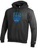 Bucks County Community College Hooded Sweatshirt