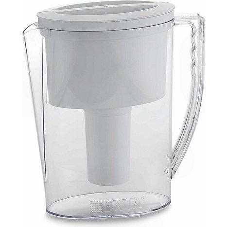 how to clean brita pitcher