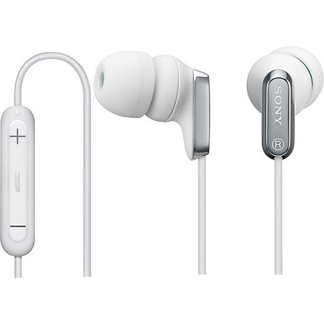 Product: EARBUD SONY WHITE MDREX38IP