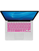 Apple MacBook Laptop Pink Keyboard Cover - ONLINE ONLY