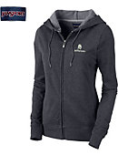 Thomas Jefferson University Women's Full Zip Hooded Sweatshirt
