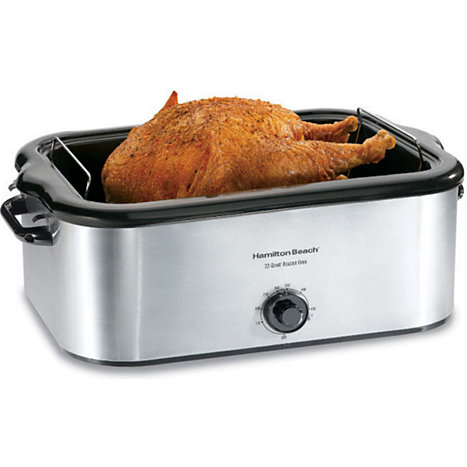 Product: Hamilton Beach 22 Qt. Roaster Oven - ONLINE ONLY