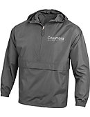 Columbia College-Chicago Pack N Go Jacket
