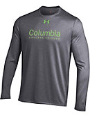 Under Armour Columbia College-Chicago Long Sleeve Nu Tech Performance T-Shirt