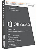 Microsoft Office 365 University WIN MAC