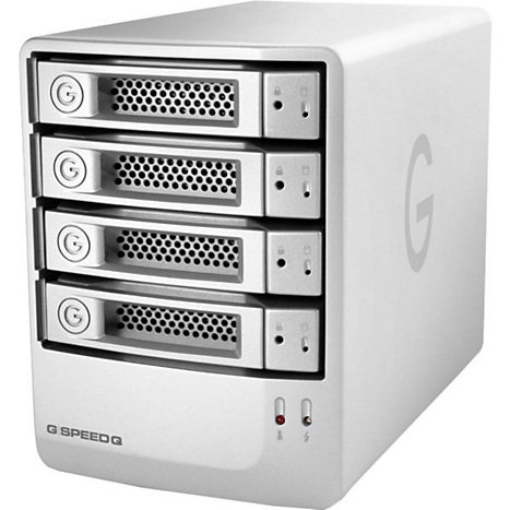 Product: G-TECHNOLOGY 8TB G-SPEED Q - ONLINE ONLY