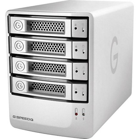 Product: G-TECHNOLOGY G-SPEED Q 12TB - ONLINE ONLY