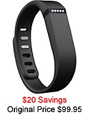 Fitbit Flex Wireless Wristband - ONLINE ONLY