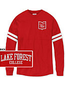 Lake Forest College Women's Ra Ra T-Shirt