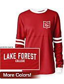 Lake Forest College Women's Ra Ra Long Sleeve T-Shirt
