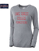 Lake Forest College Foresters Women's Long Sleeve T-Shirt