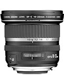 Canon EF-S 10-22mm Lens - ONLINE ONLY