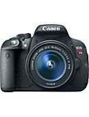 Canon EOS REBEL T5i EF-S 18-55mm f/3.5-5.6 IS II Kit - ONLINE ONLY