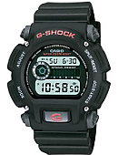 MEN WATCH GSHOCK BLACK - ONLINE ONLY