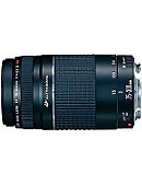Canon Zoom Telephoto EF 75-300mm f/4-5.6 III USM - ONLINE ONLY