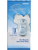 Omron electroTHERAPY Pain Relief - ONLINE ONLY